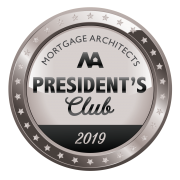 Mortgage Architects President's Club 2019